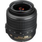 Nikon AF-S 18-55mm f/3.5-5.6 VR
